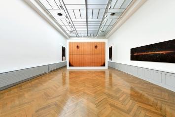 Natacha Donzé · Festins, 2021, Ausstellungsansicht Musée des Beaux-Arts La Chaux-de-Fonds.Foto: Julien Gremaud