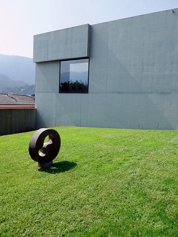 Gigon/Guyer, Museumsneubau Fondazione Marguerite Arp, Locarno, 2015 ©ProLitteris