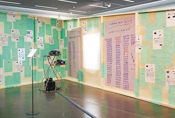 Gianluca Trifilio · My Brother Heroin, aus: abhängig?, Ausstellungsansicht Vögele Kultur Zentrum.Foto: Katharina Wernli