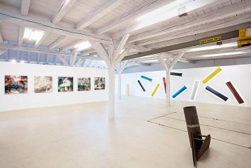 4xBaviera, Ausstellungsansicht Kunst(Zeug)Haus.Fotos: Andri Stadler