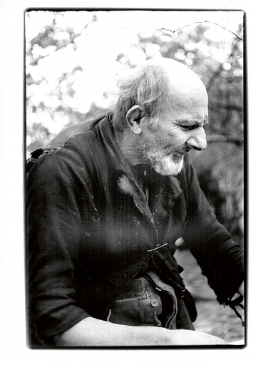 Armand Schulthess, ca. 1970.Foto: Ingeborg Lüscher ©ProLitteris