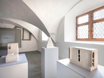 Philipp von Matt · Ausstellungsansicht Winkelriedhaus, 2020.Foto: Christian Hartmann