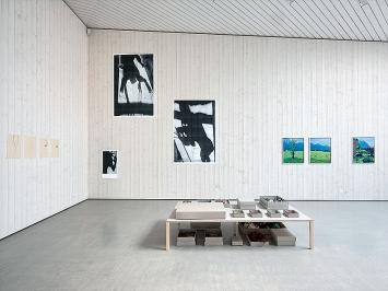 Nathalie Bissig · Ausstellungsansicht Nidwaldner Museum, 2020 ©ProLitteris.Foto: CH
