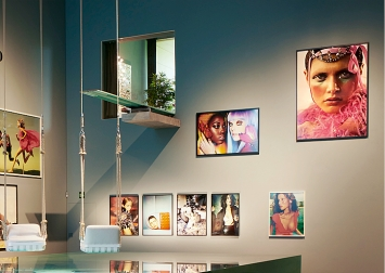 Mario Testino · Ausstellungsansicht Nicola Erni Collection, 2020.Foto: Pedrini Photography