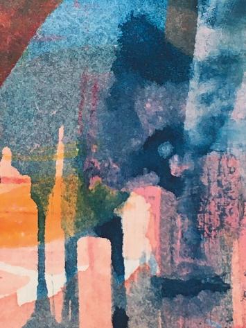 Gaudenz Signorell · London Diary, 2020, Inkjet Print, 72x54cm