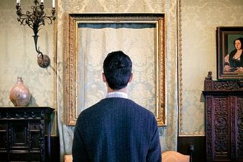 Sophie Calle · Que voyez-vous ? Portrait d'un couple. Rembrandt, 2013 ©ProLitteris, Courtesy Perrotin.Foto: Claire Dorn