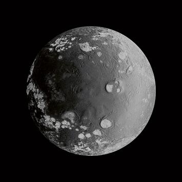 Robert Pufleb und Nadine Schlieper · PC–001–170215. Aus der Serie Alternative Moons, 2017