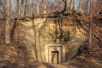 Bunker, Zürich.Foto: N. Fäh / D. Schmid