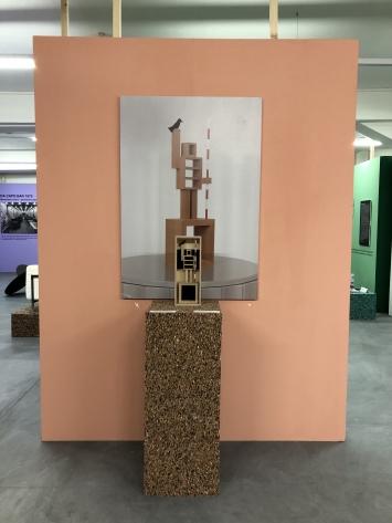 Trix und Robert Haussmann, Design+Design, Pop Up, Löwenbräuareal, Zürich, 2019, Ausstellungsansicht.Foto: Katharina Holderegger
