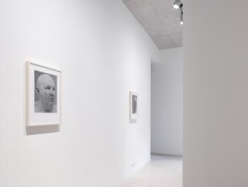 Ausstellungsansicht, Urs Lüthi, SUPERHUMAN, Windhager von Kaenel, Zürich, 2021 / Courtesy: der Künstler und Windhager von Kaenel