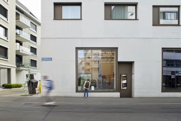 Jedlitschka Gallery, Foto: Yves Roth