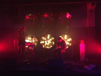 «J&L Defer», Konzert in der Werkstatt, Zürich, Foto: Raffaella Chiara
