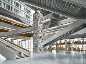Dreamer, 2018, Fachhochschule Nordwestschweiz, Muttenz, 2018.Foto: Tom Bisig