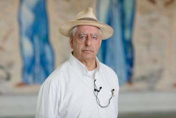 William Kentridge, 2019, Courtesy Kunstmuseum Basel. Foto: Julian Salinas