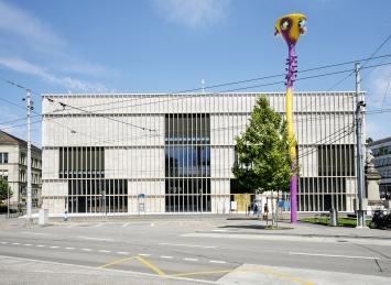 Kunsthaus Zürich, 2021