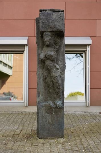 Frauenfigur, Kunstinventar der ETH Zürich, Inv. Nr. Ki-00167