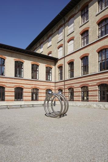 Bagues, Kunstinventar der ETH Zürich, Inv. Nr. Ki-00171