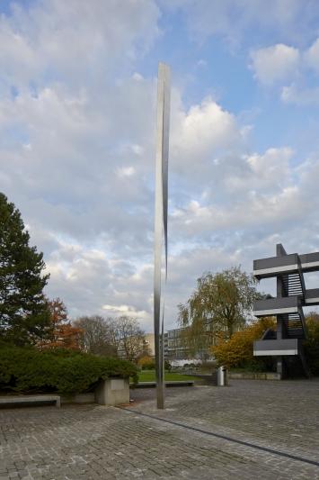 Unendliche Fläche in Form einer Säule, Kunstinventar der ETH Zürich, Inv. Nr. Ki-00185
