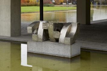 Struktur 28, Kunstinventar der ETH Zürich, Inv. Nr. Ki-00196
