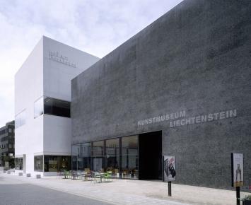 Kunstmuseum Liechtenstein mit Hilti Art Foundation, Foto: Barbara Bühler