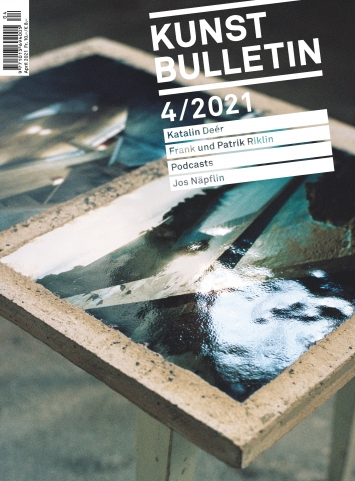 Katalin Deér · Moment, 2014, analoge C-Prints, Romanzement, Hocker, 46 x 64 x 2 cm