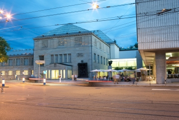 Kunsthaus Zürich, Foto © Anita Affentranger
