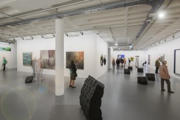 Kunstmuseum Singen, Innenansicht ObergeschossFoto Frank Müller, Gottmadingen, © Kunstmuseum Singen, Stadt Singen, VG Bild-Kunst, Bonn 2020