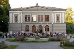 Kunstmuseum St. Gallen, Aussenansicht