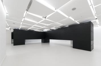 Lang/Baumann,Beautiful Tube #6, 2019,Holz, Teppich,8 x 23 x 2.75 m,Foto: L/B