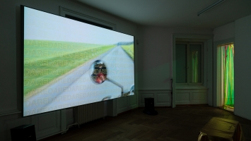 Maëlle Gross, HotHeads, 2020, Still aus Videorundgang Kunsthaus Langenthal, Courtesy of the Artist