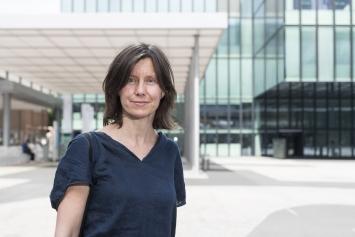 Lara Almarcegui, 2018,Messeplatz Projekt ‹Basilea> für die ART Basel 2018© ART Basel
