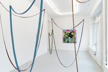 Spring in Your Step, Installation view, Lullin + Ferrari, Zurich, 2021