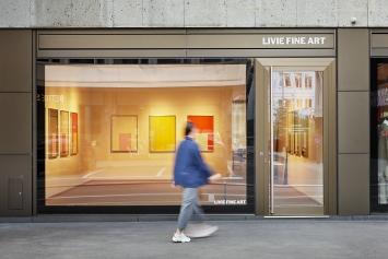 Livie Fine Art, Foto: Yves Roth