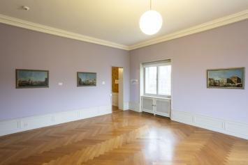 Ausstellungsansicht Magisches Venedig, Museum Langmatt, 2020