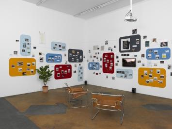 ‹Art & Entertainment›, Mamco 2018 (Ausstellungsansicht).Foto: Annik Wetter