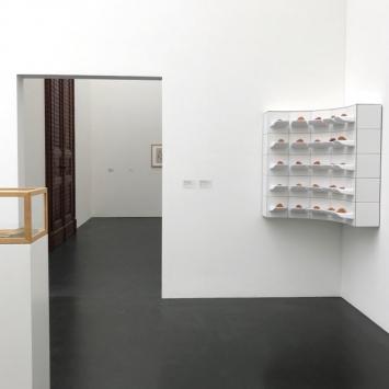 ‹Alles echt! Werke aus der Sammlung›, Ausstellungsansicht Kunstmuseum Luzern, 2020. Foto: Alexandra Blättler
