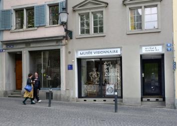 Musée Visionnaire, ZürichFoto: Sue Jaisli