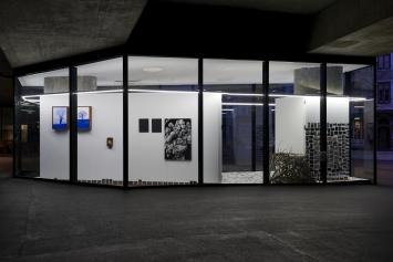 Vitrine Gallery Basel, Aussenansicht