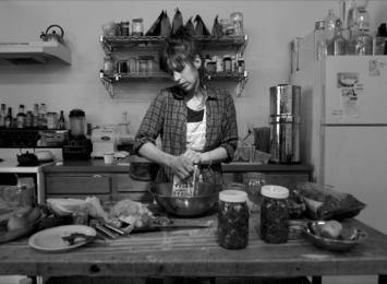 Leila Nadir & Cary Peppermint, Probiotics of the Kitchen, 2015, 8', HD, Ton (Videostill)