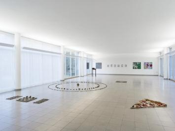 Kunstschaffen Glarus 2020, Kunsthaus Glarus, 2020–2021, Installationsansicht. Foto: CE