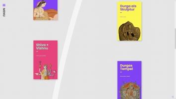 ZOOM – Virtuelle Entdeckungsreisen im Museum Rietberg‹Indien: Shiva, Ganesha und Co.›