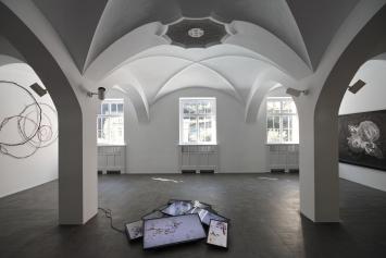 Fundaziun Nairs– Kunsthalle, Ausstellung Spot on 1