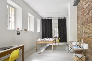 Fundaziun Nairs– Künstlerhaus, Zeppelin-Atelier