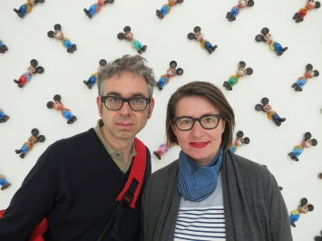 Nicole Büsing und Heiko Klaas. Foto: Catherine Drake