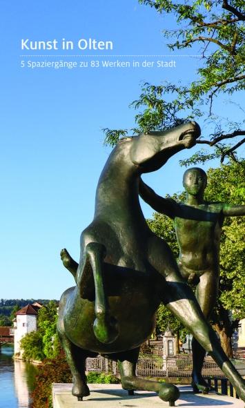 Otto Charles Bänninger, Remonte!, Bronzeplastik Brückenkopf Bahnhofbrücke West/Amthausquai, Olten