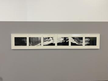 Pati Hill, Ausstellungsansicht, 2021, Kunsthalle Zürich