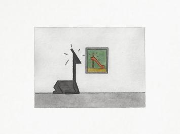 Patricia Bucher, Im Museum, 2019