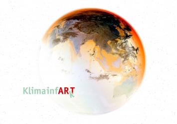 Ausstellungskarte KlimainfARkT