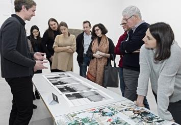 Fotomuseum Winterthur, Plat(t)form 2017 © Philipp Ottendörfer