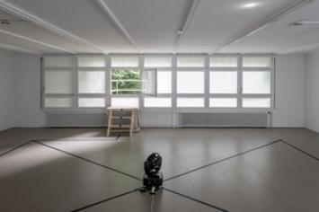 Point of Resonance,Timo Ullmann, Marco Baltisberger,PTTH://Im Kunstpavillon Luzern,2018